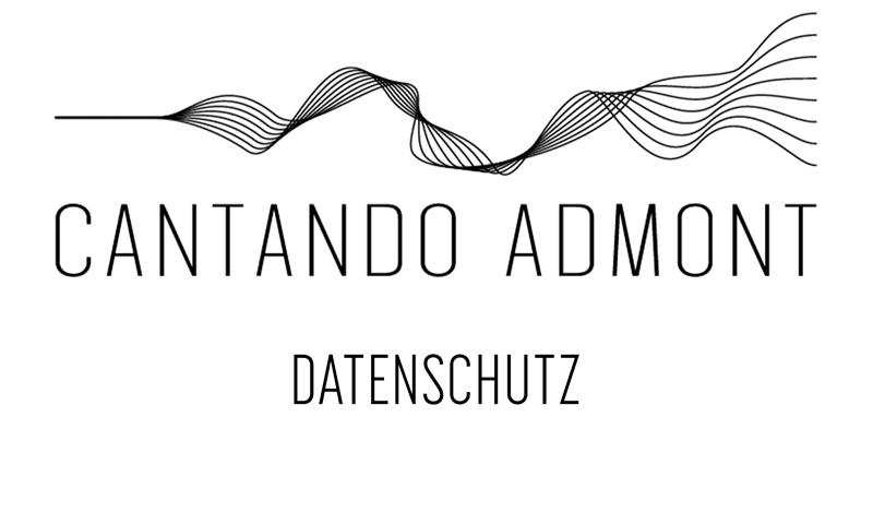CANTANDO_ADMOND_DATENSCHUTZ