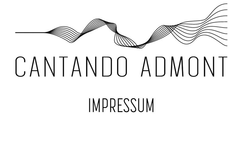 CANTANDO_ADMOND_IMPRESSUM
